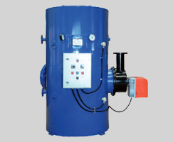 Fired Water Heaters